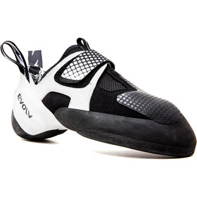 Evolv Zenist Climbing Shoes Men black/white